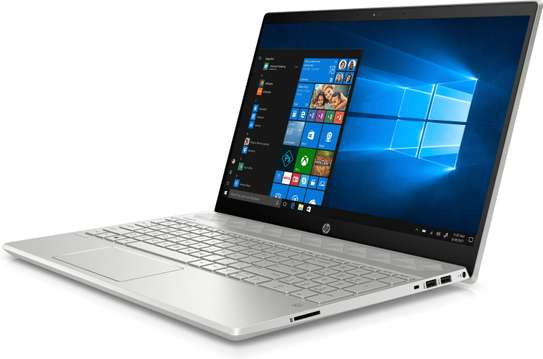 HP Pavilion Silver NoteBook Intel Core i5 Processor image 2