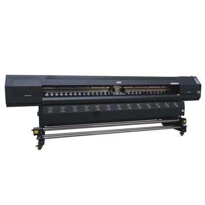 Eco Solvent Printer 1.8m Made in China Vinyl Banner Printing Machine DX5 Large Format Inkjet Printer Machine image 1