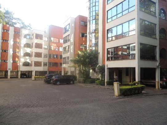 3 bedroom apartment for rent in Milimani image 2
