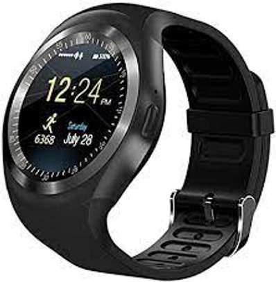 NEW Y1 Smart Watch image 1