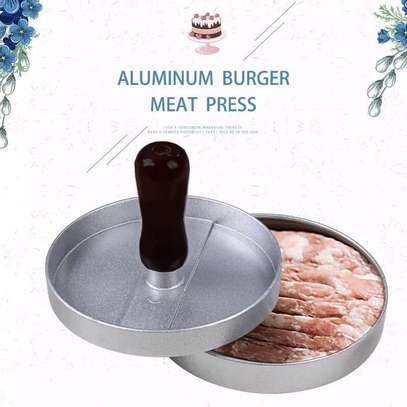 Humburger Meat Press image 2