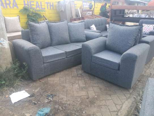 Ready Made Affordable Simple Quality 5 Seater Sofa set image 1