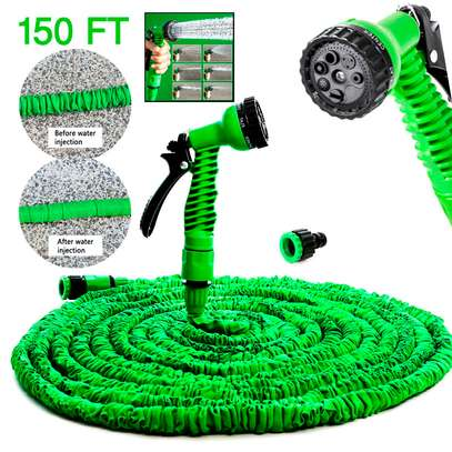 Magic Hose (150 Ft.) With 7 Spray Gun Functions image 1