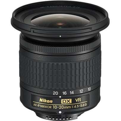 Nikon AF-P DX NIKKOR 10-20mm f/4.5-5.6G VR Lens image 2