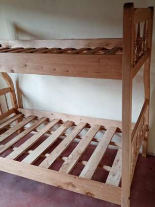 Double decker bed image 5