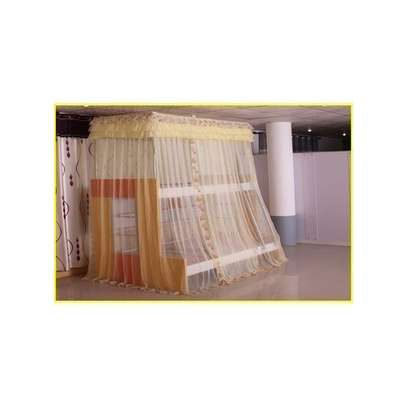 Wide-Round Double Decker Mosquito Net