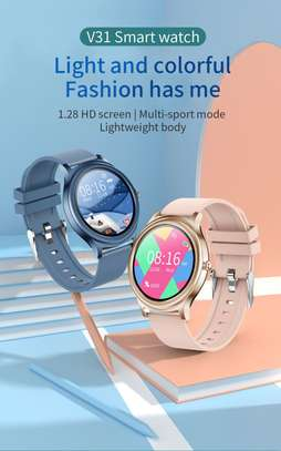 COLMI V31 2021 Smart Watch Full Touch image 1