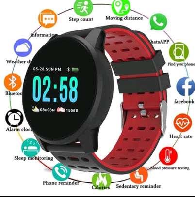 Z8 Fitness Smart Bracelet image 2