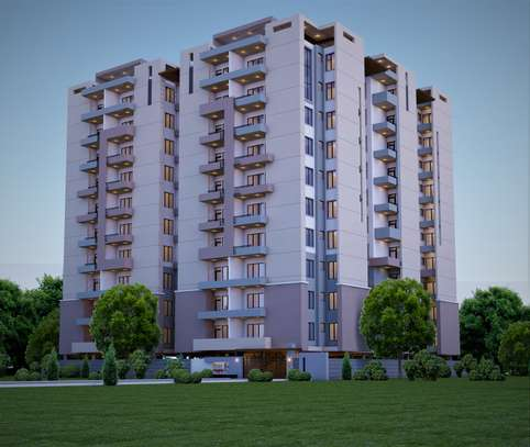 A spacious 3 bedroom apartment in South C image 4
