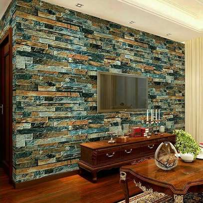 Fancy wall papers image 1