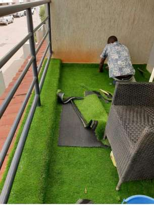 Executive grass turf