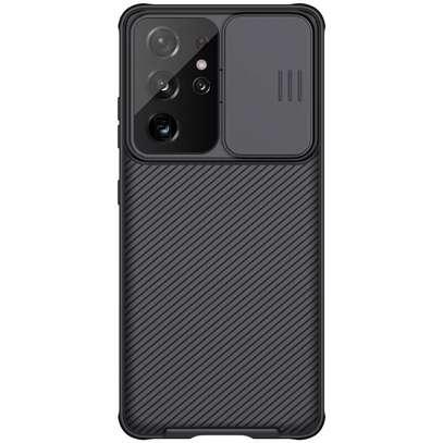 Galaxy S21 Ultra Nillkin CamShield Pro Cover Case image 1