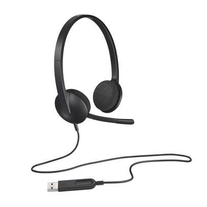 Logitech H340 USB Computer Headset With Digital Audio image 4