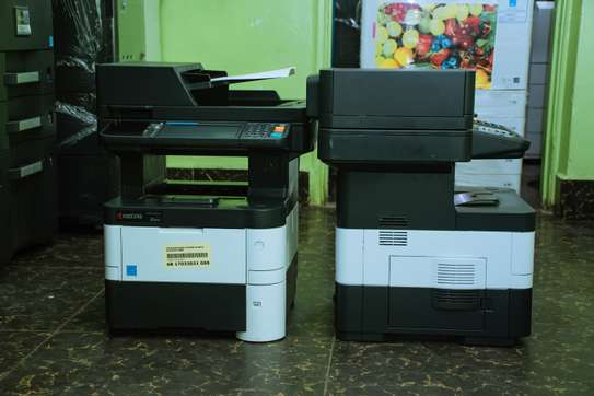 New Series New Arrival Kyocera Ecosys M3540idn Photocopier image 6