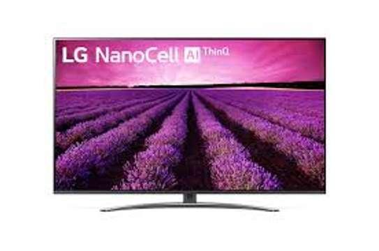 LG 65'' AI ThinQ 4K LG NanoCell TV - Nano86 image 1