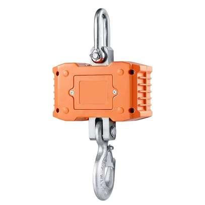 Heavy Duty 500KG 1100LBS Industrial LCD Digital Hanging Crane Scale image 1