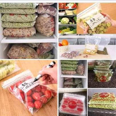25pcs fridge storage bags image 1