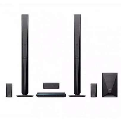 Sony DAV-DZ650 - 5.1 Ch. DVD Home Theatre System - Black image 3