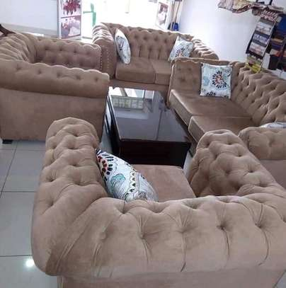 7 Seater Chester Sofa image 1