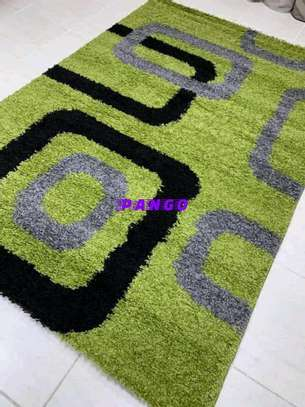 Turkish excuisite shaggy carpets image 1