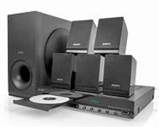 Brand New Tz140 DVD Hometheater System 300watts image 1