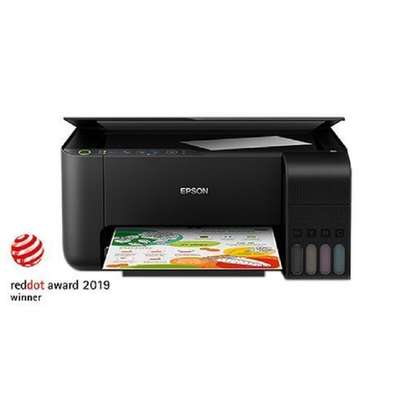 Epson EcoTank L3150 Wi-Fi All-in-One Ink Tank Printer image 2