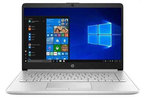 HP 14 Notebook AMD A4 7th Gen with 2GB Radeon R3 Integrated Graphic Card. 4GB Ram/ 128SSD. 14 inch image 3