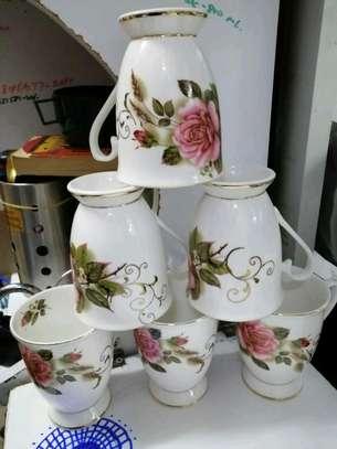 Bone china cups image 2