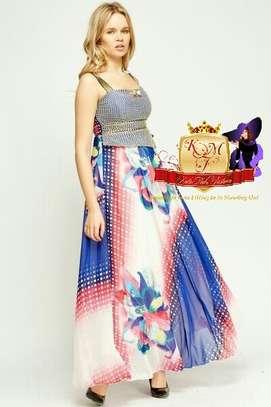 Maxi Dresses Made in U.K image 2