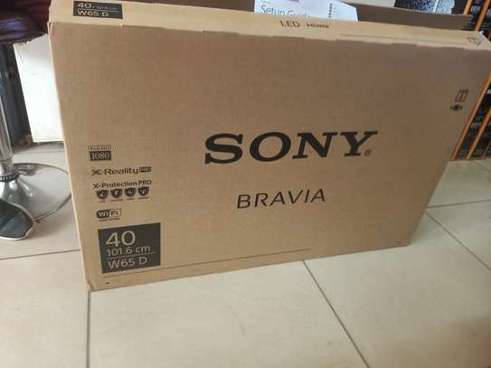 sony 40 smart digital tv image 1