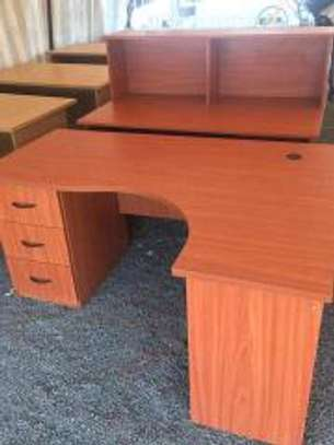 l-shaped office desk image 1