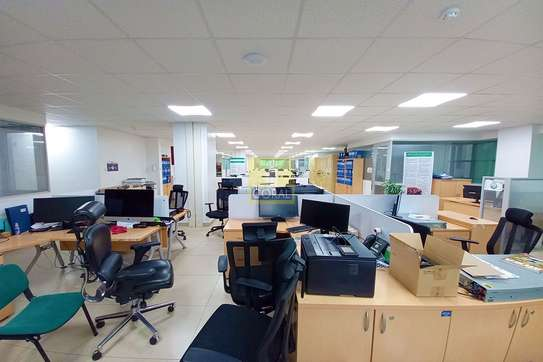 7200 ft² office for rent in Kilimani image 10