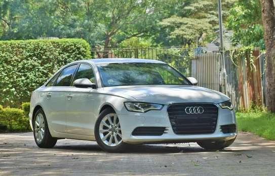 Audi A6 2013 image 2