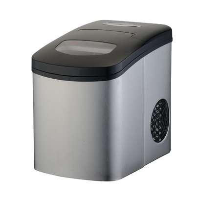 12KG Home Ice Bullet Cube Maker Machine image 1