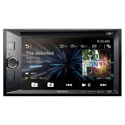 Sony XAV-W601 DVD Receiver image 1