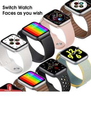 Smart Watch Year 2021 W26 Plus Series 6 1.75 Inch Screen ECG image 3