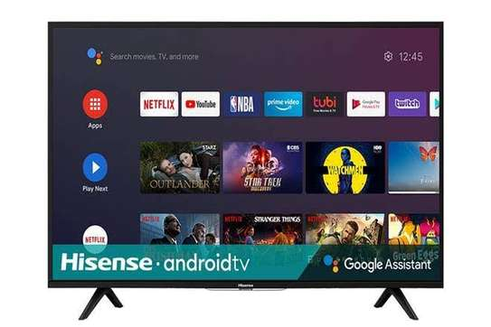 Hisense 43 inches Android FHD Smart Digital TVs image 1