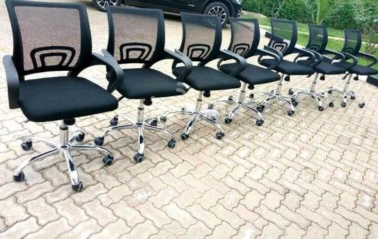 Mesh chair's