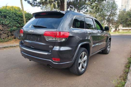 Jeep Grand Cherokee 3.0 CRD Overland 4x4 Automatic image 7