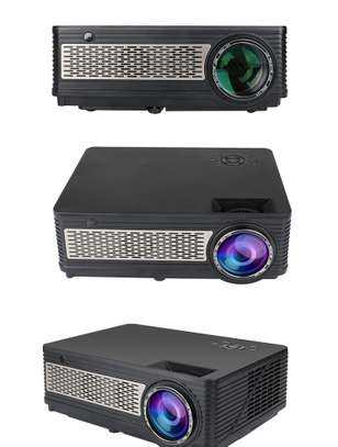 Smart TV Android Projector FHD supports 4K 3D  3,200 lumens image 5