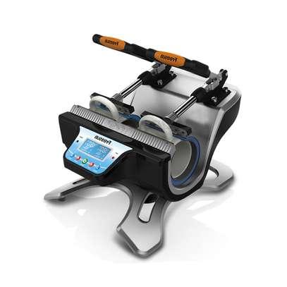High Quality Double Mug Heat Press Machine cup sublimation machine image 1