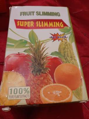 Super Slimming Fruit  Natural and herbal  weighloss fruit Tea makes you loose weight like magic!