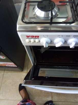 Von hot point cooker image 1