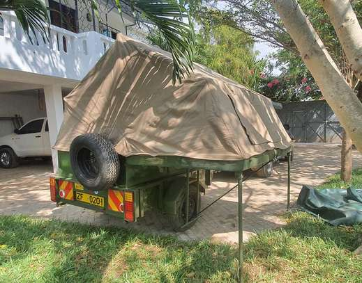 Camping Trailer Tent image 7