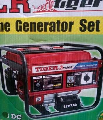 Brand new 2.5 kva tiger generator image 1