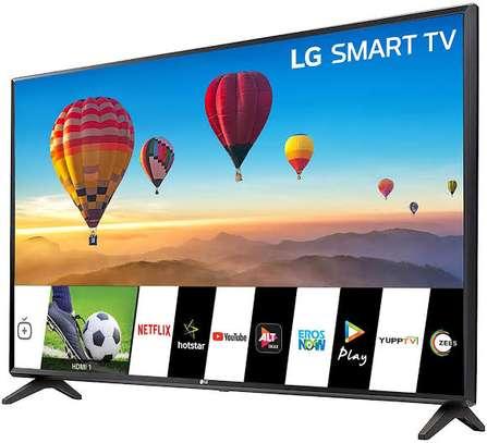 LG 43 inches Smart Digital TVs image 1