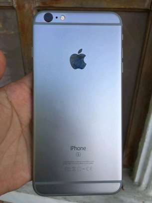 Apple Iphone 6s Plus The 128 Gigabytes Black Colour image 2