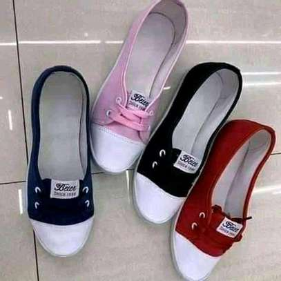 Fashion Ladies rubber shoes image 2