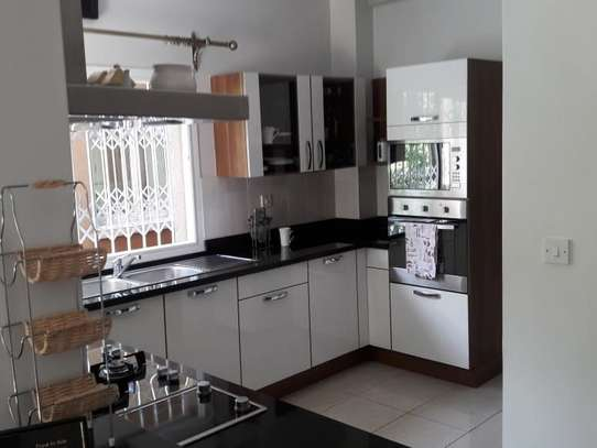 Furnished 2 bedroom apartment for rent in Kileleshwa image 14