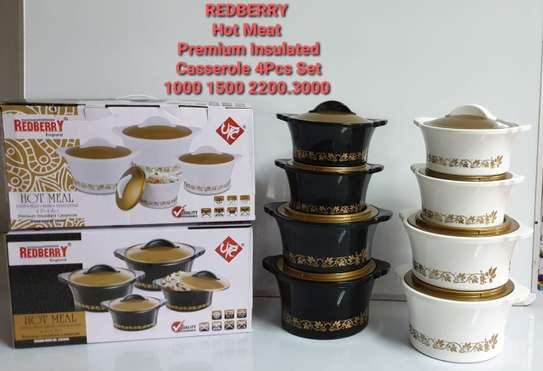 *Hot meal premium insulated Hotpots* image 1